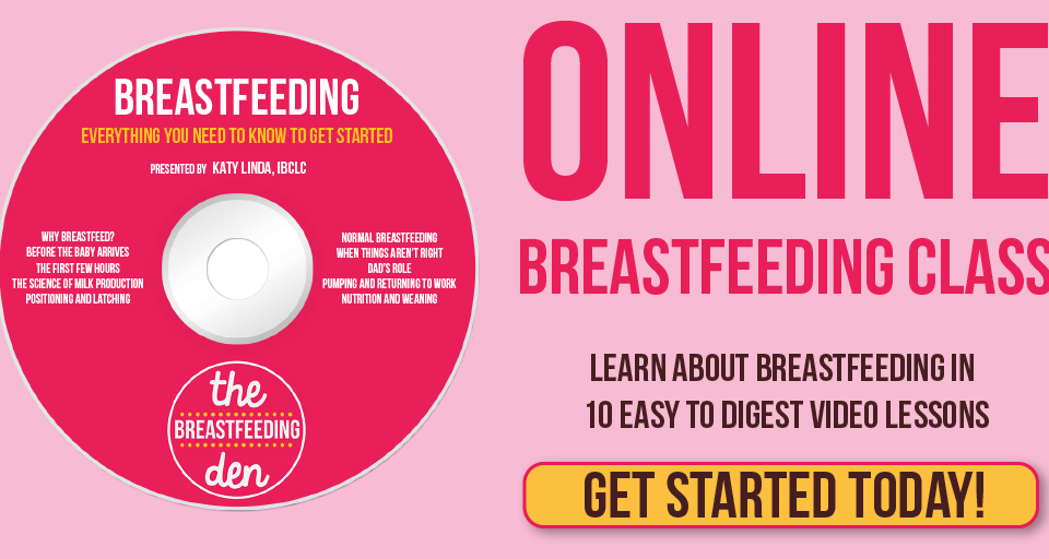 Online Breastfeeding Class from The Breastfeeding Den
