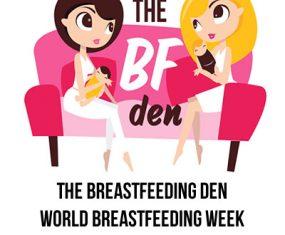 World Breastfeeding Week Special & Giveaway