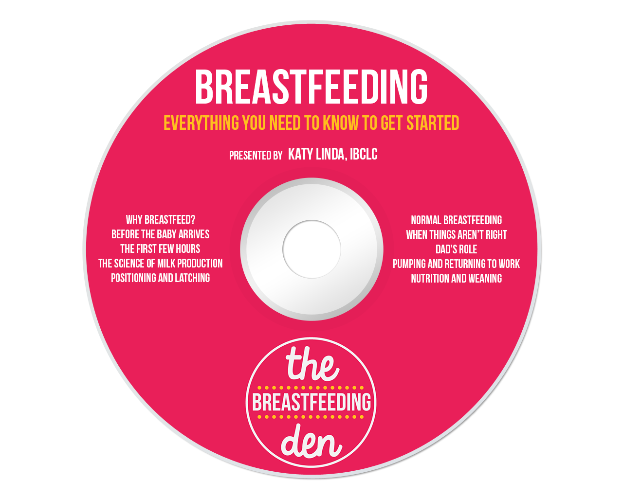 Breastfeeding - Everything You Need to Know to Get Started