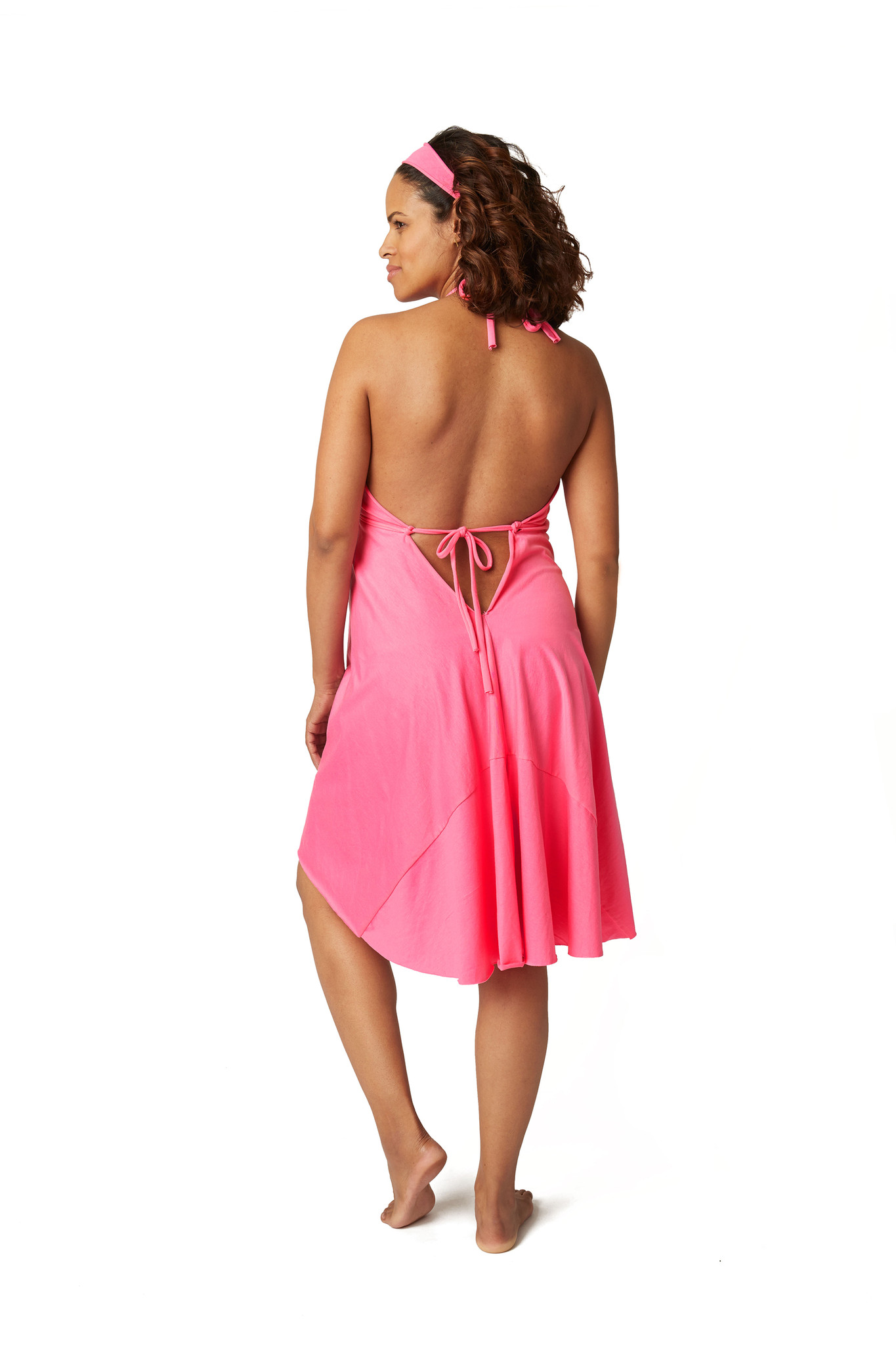 Pretty Pushers Original Labor and Delivery Gown - The Breastfeeding Den